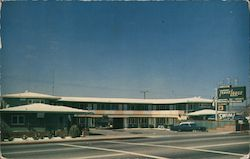 Barstow Travelodge Postcard