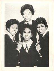 The Shirelles Postcard