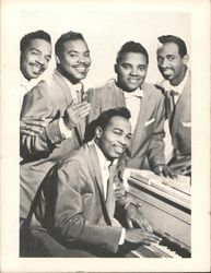 The Drifters Postcard
