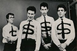 The Dead Kennedys Postcard