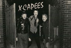 Xcapees Postcard