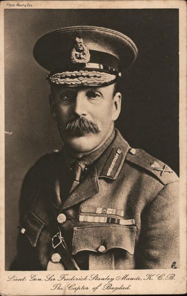 Lieut. General Sir F. Stanley Maude Military