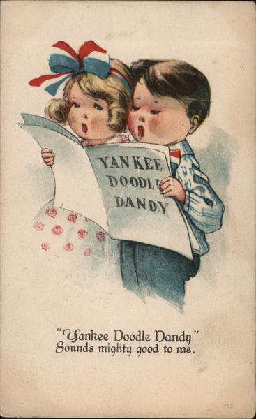 Yankee Doodle Dandy Sounds Mighty Good To Me Charles Twelvetrees