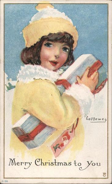 Merry Christmas To You Katherine Gassaway Children