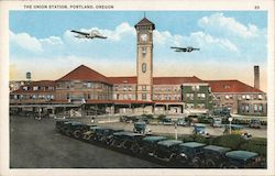 The Union Station Postcard