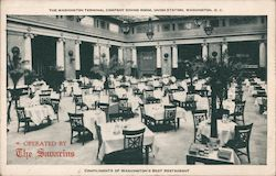 Washington Terminal Company Dining Room, Union Station