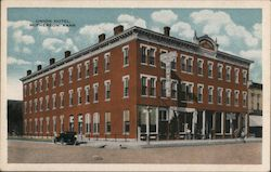 The Union Hotel Postcard