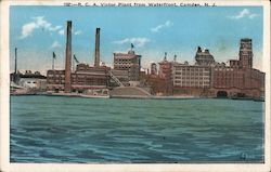 R.C.A. Victor Plant From Waterfront
