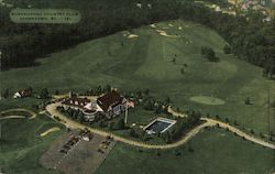 Sunnehanna Country Club Postcard