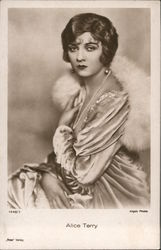 Alice Terry Postcard