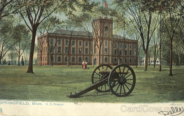 U.S. Arsenal Springfield Massachusetts