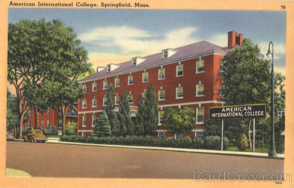 American International College Springfield Massachusetts