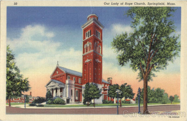 Our Lady of Hope Church Springfield Massachusetts