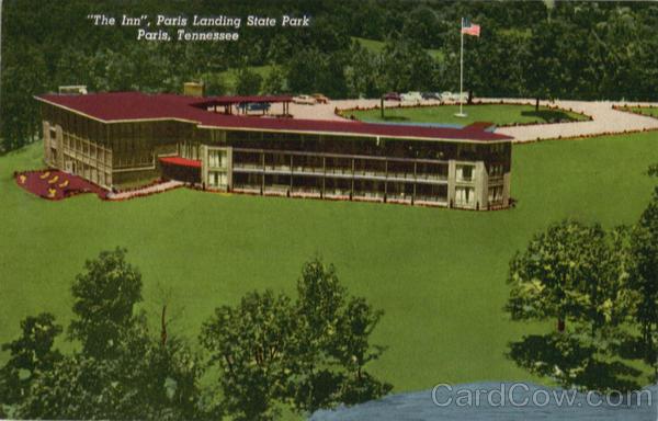 Paris Landing State Park Inn Hotel