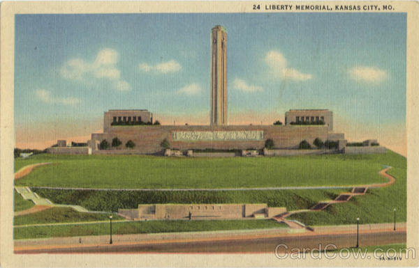 Liberty Memorial Kansas City Missouri