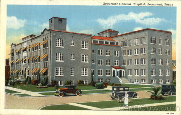 Beaumont General Hospital Texas