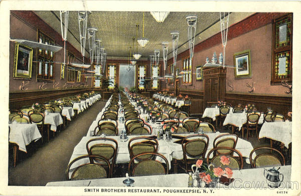 Smith Brothers Restaurant Poughkeepsie New York