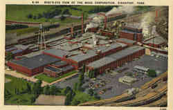 Bird's-Eye View of the Mead Corporation