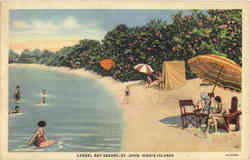 Caneel Bay Resort, Virgin Islands Postcard