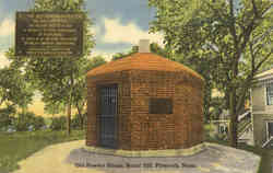 Old Powder House, Burial Hill