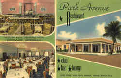 Park Avenue Restaurant multi view