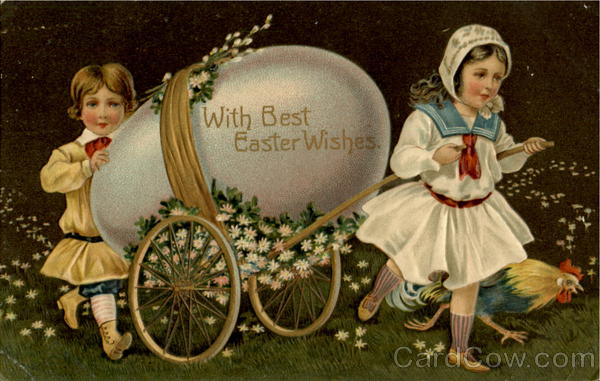 With Best Easter Wishes