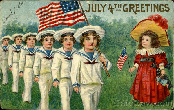 July 4Th Greetings 4th of July