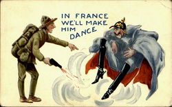 In France We'll Make Him Dance