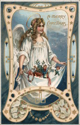 A Merry Christmas Angel Toys