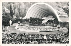 Easter Sunrise Services, Hollywood Bowl, California