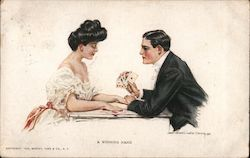 A Winning Hand: A Couple Playing Cards
