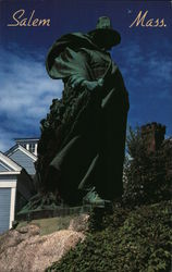 Salem, Mass. Witch