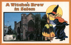 A Witche's Brew in Salem