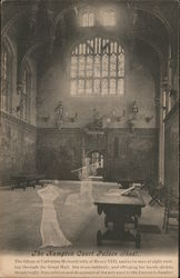 The Hampton court Palace Ghost Scene