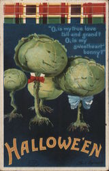 Hallowe'en Cabbages