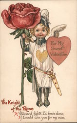 For my sweet Valentine The Knight of the rose