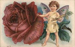 A Token of Love - A Kid and a Rose