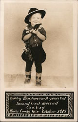 Bobby Bachman, Two Years Old