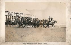 Horse Racing Vintage Postcards Amp Images