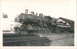 Class C-9 Steam Engine - Southern Pacific 2799