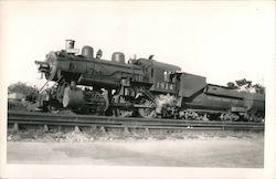 1939 Southern Pacific Lines Train Engine #1814