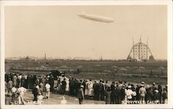 USS Akron at Moffett Field