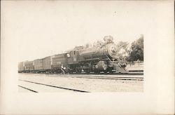 Southern Pacific Railroad Engine #1799