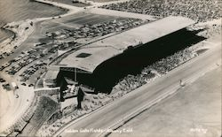 Aerial Photo of Golden Gate Fields