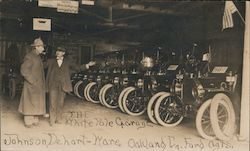 The White Pole Garage, Ford Dealership