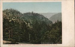 Cape Horn,Colfax, Placer County - Ogden Route Southern Pacific Railroad