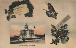 Greetings from Auburn Calif. Placer County Courthouse