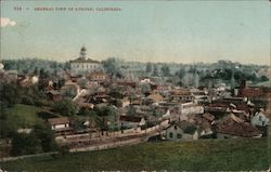General View of Auburn
