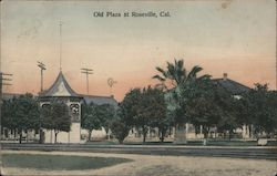 View of Old Plaza