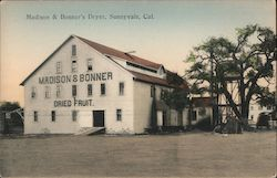 Madison & Bonner's Dryer